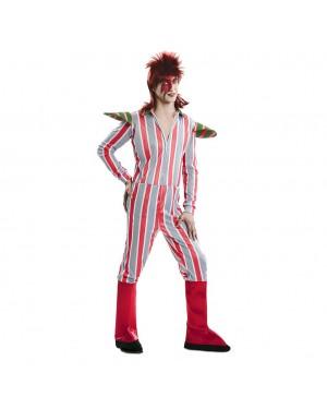 Costume da Re del Glam per Carnevale | La Casa di Carnevale