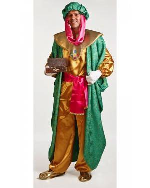 Costume Re Mago Baldassarre Adulto M/L