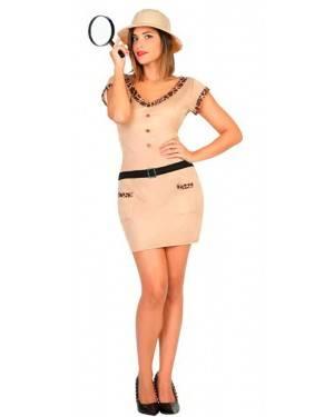 Costume Safari Donna XL