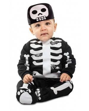Costume da Scheletro Bebé