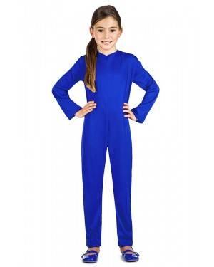 Costume da Scimmia Blu Bimbo