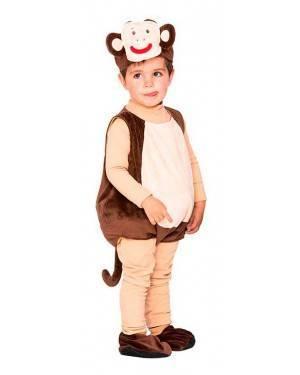 Costume Scimmietta 1-2 Anni