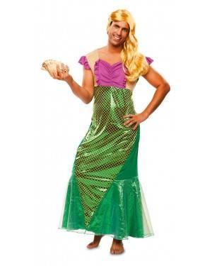 Costume da Sirena Uomo Adulto