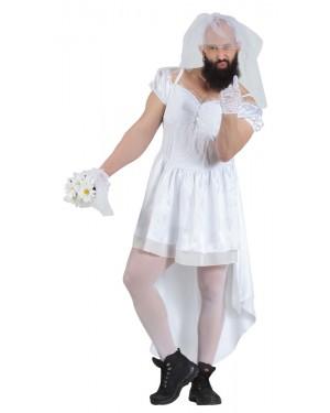 Costume da Sposa per Uomo per Carnevale | La Casa di Carnevale
