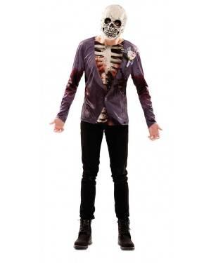 Costume da Sposo Zombie Adulto