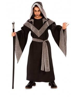 Costume da Stregone Oscuro per bambini.
