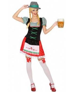 Costume da Tedesca Adulto per Carnevale | La Casa di Carnevale