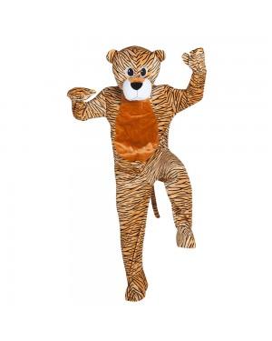 Costume da Tigre Mascotte Gigante per Carnevale | La Casa di Carnevale