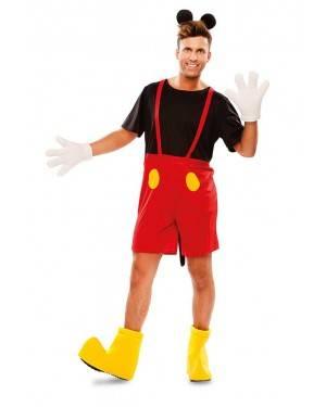 Costume da Topo Adulto