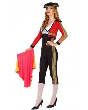 Costume da Torera Adulto per Carnevale   La Casa di Carnevale