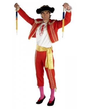 Costume da Torero Adulto M/L per Carnevale   La Casa di Carnevale