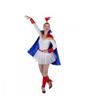 Costume da Trapezista circo donna per Carnevale   La Casa di Carnevale