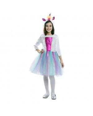 Costume da Unicorno Bambina per Carnevale | La Casa di Carnevale