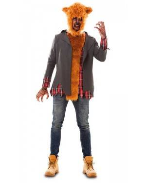 Costume Uomo Lupo Adulto