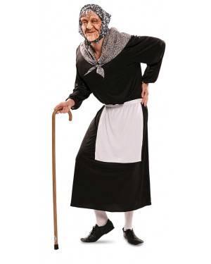 Costume da Vecchia Pettegola Adulto