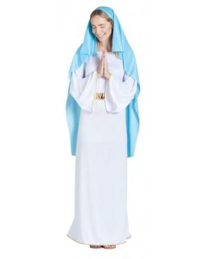 Costume da Vergine Maria Donna per Carnevale | La Casa di Carnevale