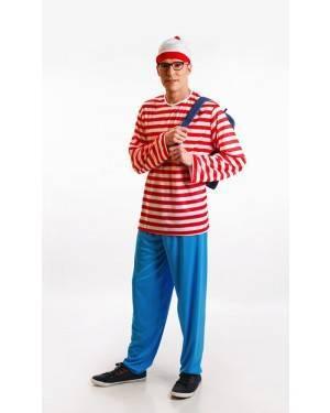 Costume da Wally Adulto M/L per Carnevale | La Casa di Carnevale