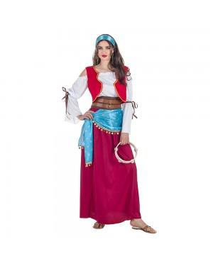 Costume da Zingara Donna per Carnevale   La Casa di Carnevale