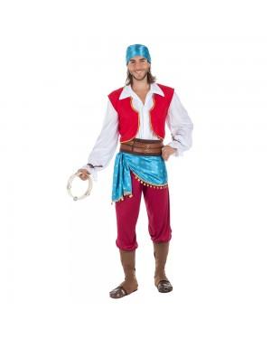 Costume da Zingaro Uomo per Carnevale | La Casa di Carnevale