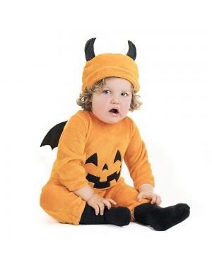 Costume da Zucca Pipistrello Bimbi per Carnevale | La Casa di Carnevale