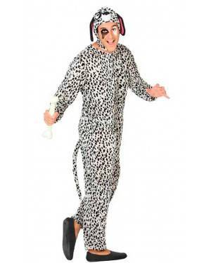 Costume Dalmata Adulto XL
