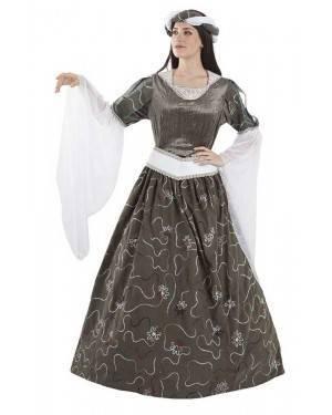 Costume da Dama Medievale Adulto