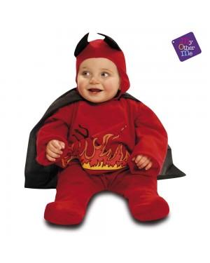 Costume Demonietto Rosso Bimbi per Carnevale | La Casa di Carnevale