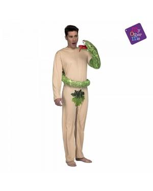 Costume di Adamo M/L per Carnevale | La Casa di Carnevale