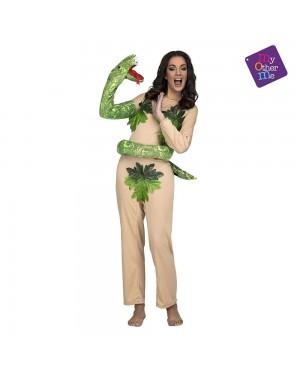 Costume di Eva  M/L per Carnevale | La Casa di Carnevale