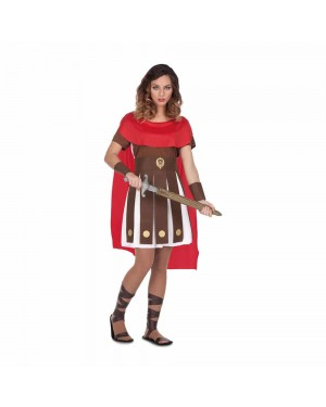 Costume di Guerriera Romana m/l per Carnevale | La Casa di Carnevale