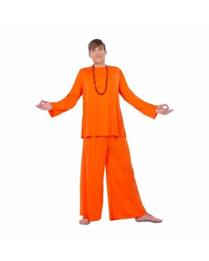 Costume Discepolo Buddista M/L per Carnevale | La Casa di Carnevale