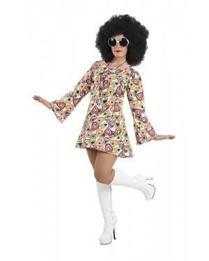 Costume Disco Anni 70 Donna Adulto