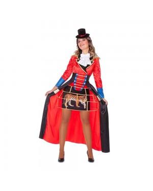 Costume Domatore Circo Donna per Carnevale | La Casa di Carnevale