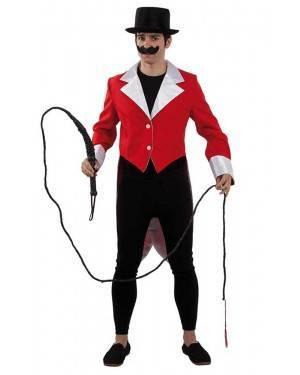 Costume da Domatore con Frac Adulto per Carnevale | La Casa di Carnevale