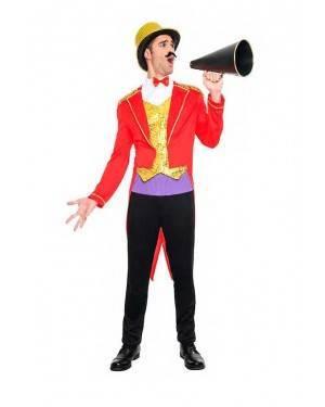 Costume Domatore Taglia M-L per Carnevale