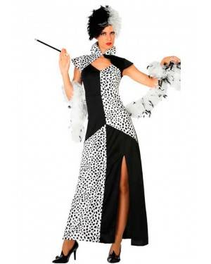 Costume Donna Cruella XL