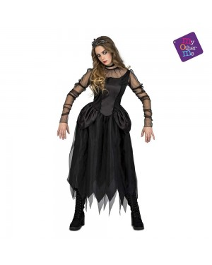 Costume Donna Gotica M/L per Carnevale | La Casa di Carnevale