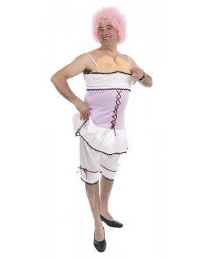 Costume da Donna per Uomo Adulto per Carnevale | La Casa di Carnevale