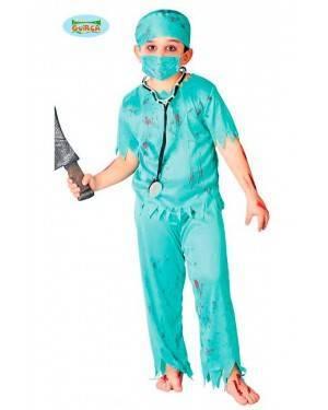 Costume Dottore Zombie Bambino