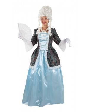 Costume da Duchessa Celeste Adulto   per Carnevale | La Casa di Carnevale