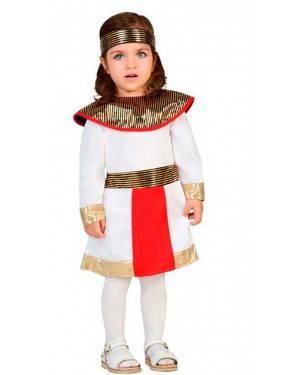 Costume Egiziana 6-12 Mesi