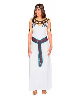 Costume Egiziana M/L per Carnevale