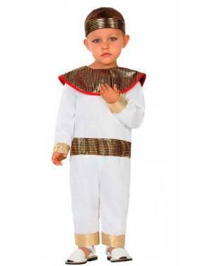 Costume Egiziano 6-12 Mesi