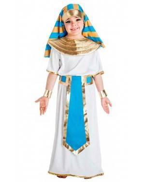 Costume Egiziano Blu per Carnevale | La Casa di Carnevale