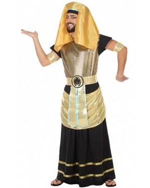 Costume Egiziano Dorato Adulto per Carnevale | La Casa di Carnevale