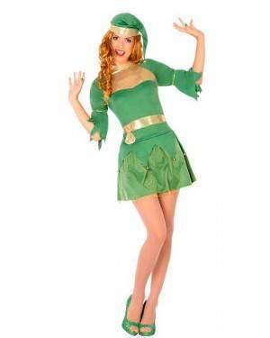 Costume Elfo Donna XL