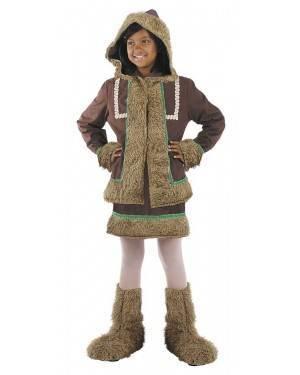 Costume da Eschimese Bimba