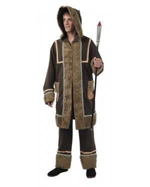 Costume da Eschimese Uomo Adulto XL