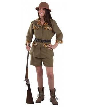 Costume da Esploratrice Safari Adulto