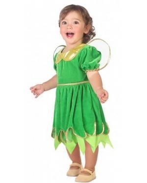 Costume Fata Verde Bebè per Carnevale | La Casa di Carnevale